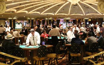 Precise Investigation: The Casino Floor