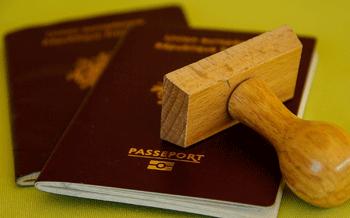Fake Italian Passports