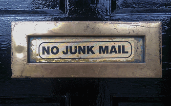 Junk and Spam infiltrates our lives everyday!