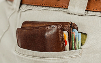A sturdy wallet will always be a great choice for a present