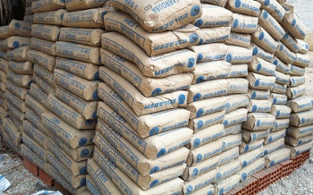 Bags of cement can weight upwards of 15kgs