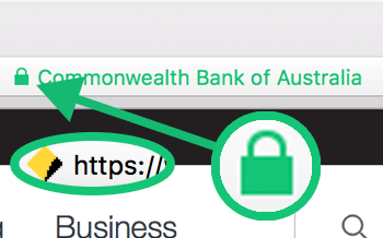 The SSL Padlock - crucial to avoiding online scams