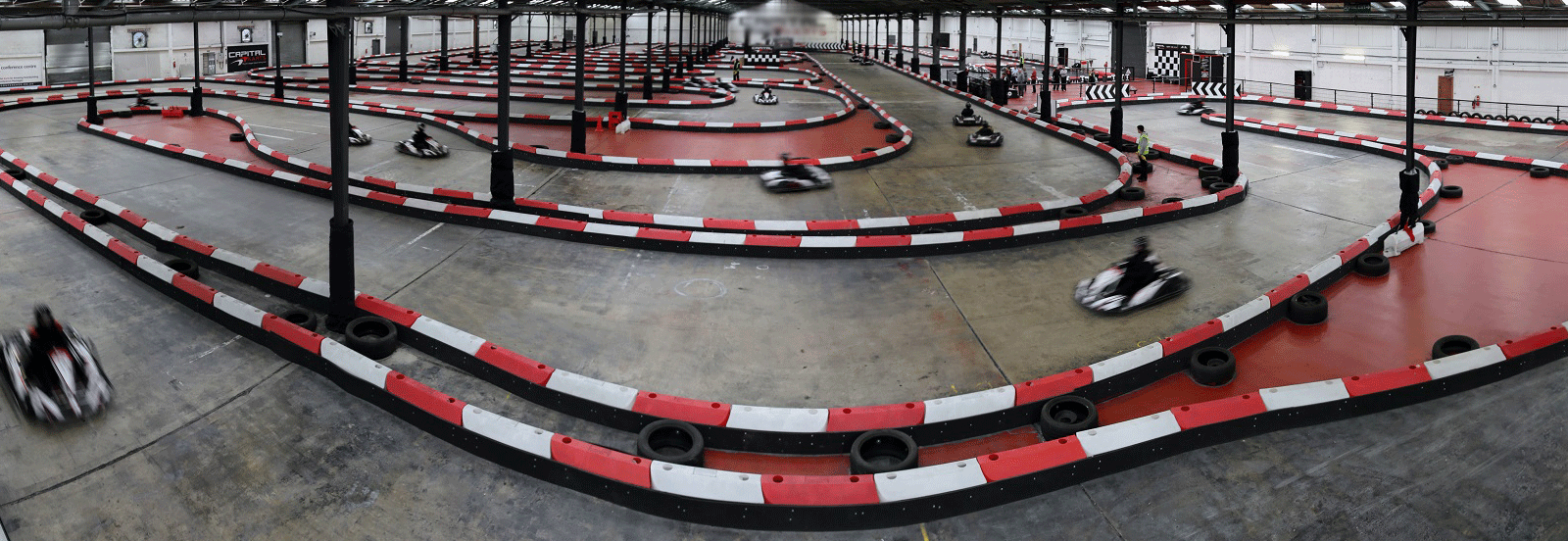 Escaping the friend zone - Tom took the pair go-karting to redeem himself