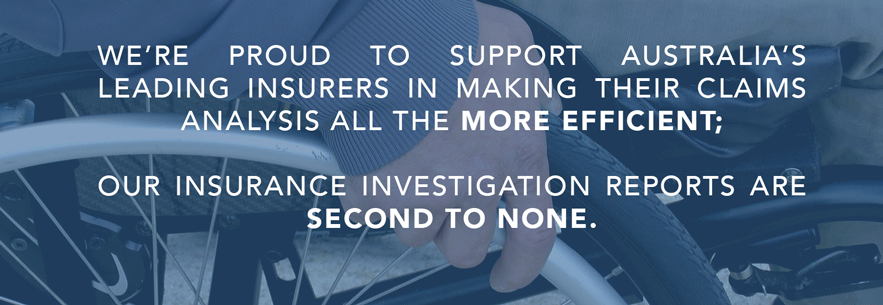 Manage and mitigate the risks of insurance fraud through professional surveillance and insurance investigation services
