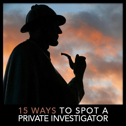 15 Ways to spot a PI