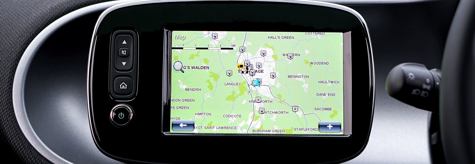 SatNavs and navigation