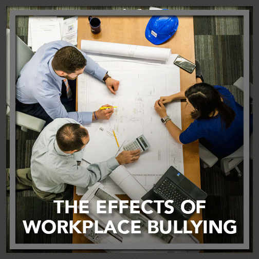 Bullying and Harassment at Work