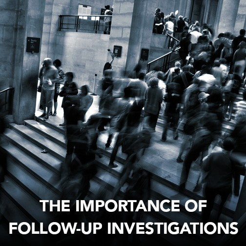 Follow-up Investigations Feature