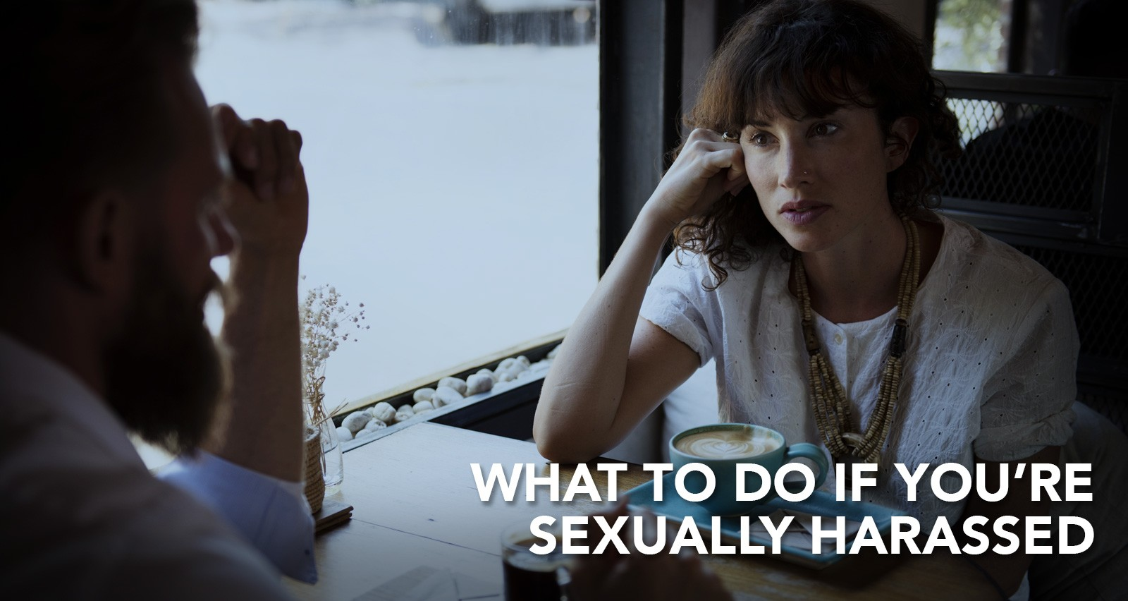 Sexual Harassment at work - what to do