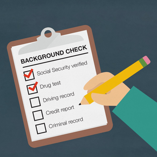 November Background Checks